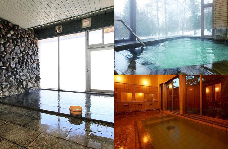 開湯200年の歴史を誇る赤倉温泉と長野の名湯 池の平温泉(イメージ)