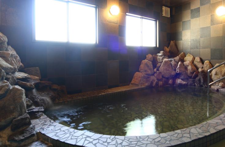 お宿本屋敷の温泉(宿泊施設一例)