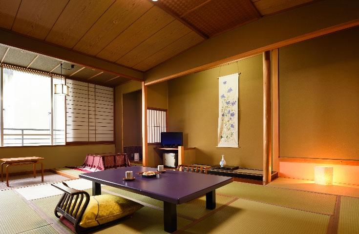 天童温泉「ホテル王将」(客室イメージ)