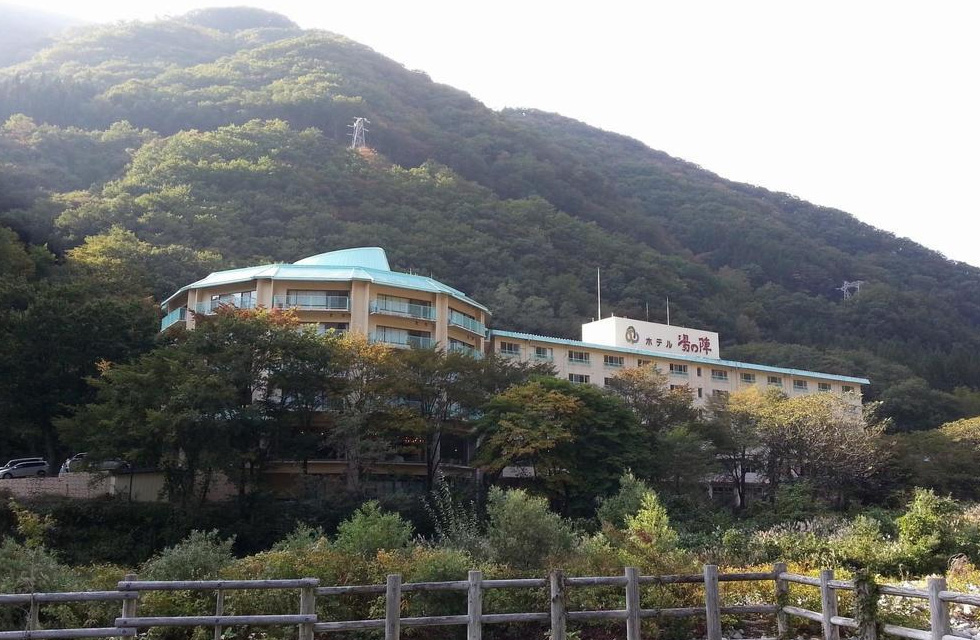 湯桧曽温泉「ホテル湯の陣」