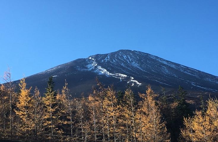 間近にそびえる富士山や眼下に広がる絶景をたっぷりお楽しみください。