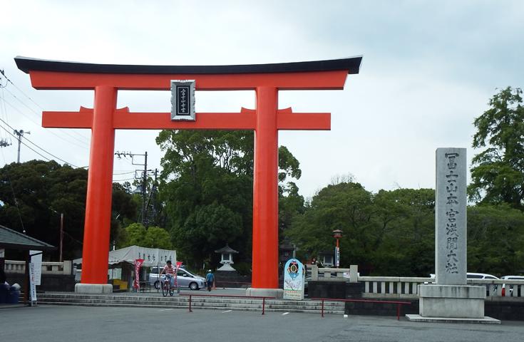 富士山のお膝下「富士山本宮浅間大社」で初詣