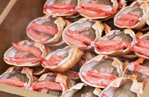 茨城の台所「那珂湊」で新鮮な海の幸を。
