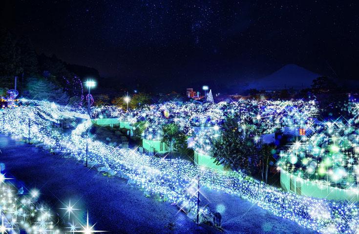 噴水ショー「ヴェルサイユの光」/昨年イメージ(入場料は各自負担)