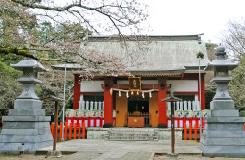 鹿島神宮との縁が深い息栖神社
