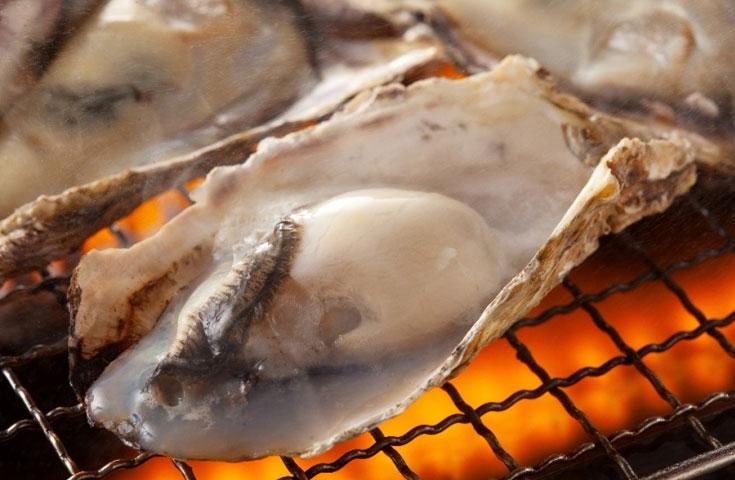美味しい牡蠣も食べ放題!