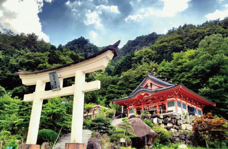 夫婦木神社 姫の宮