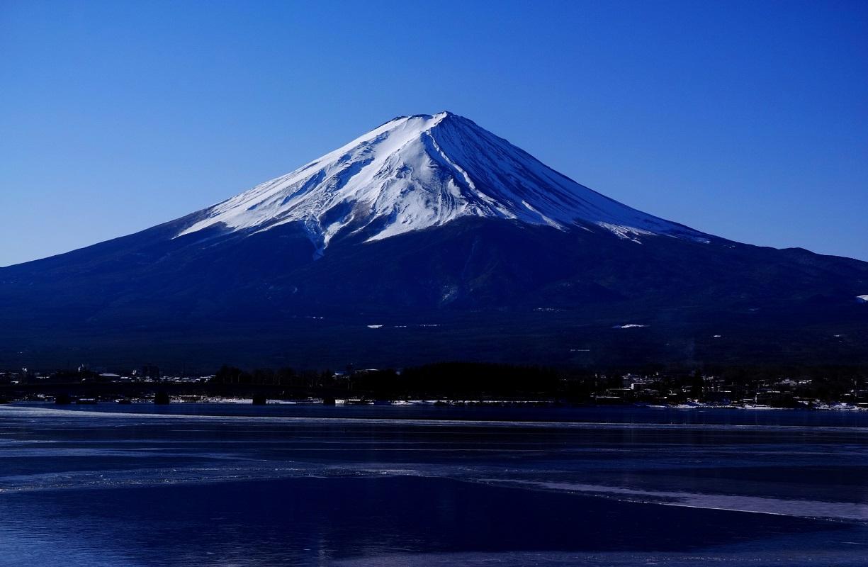 世界遺産富士山を堪能