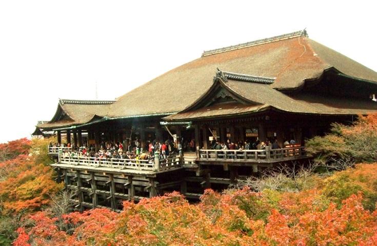京都旅行と言えば―清水寺