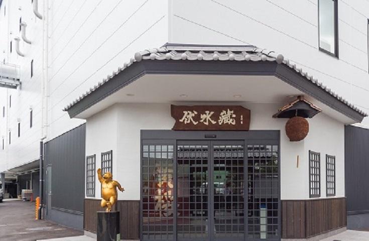 日本酒醸造蔵と地ビール蔵を同時に見学