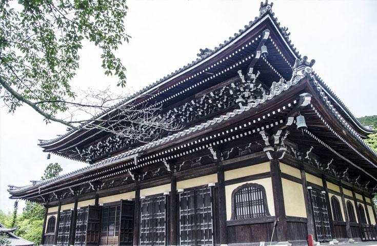 臨済宗南禅寺派大本山の寺院