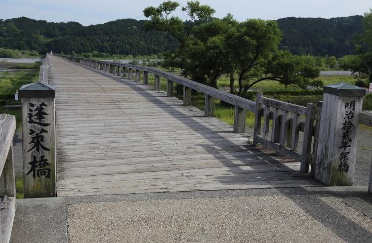 ギネス世界一の歩道橋