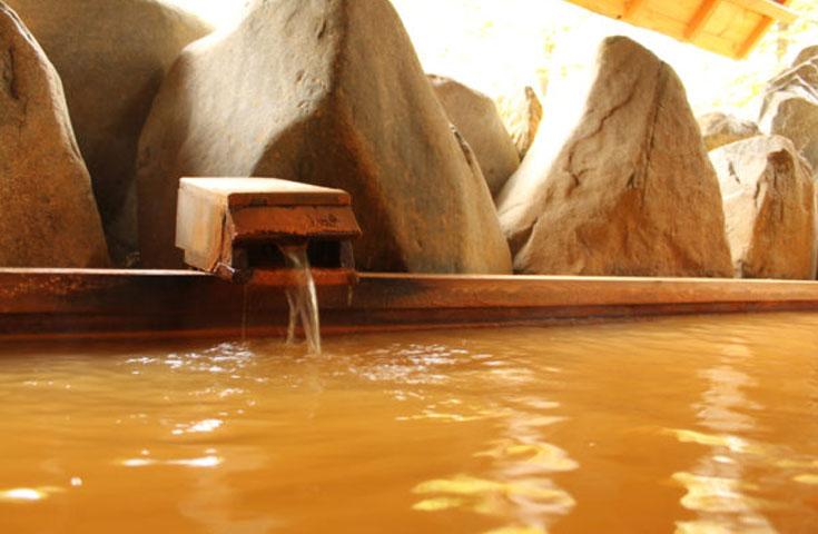 天然温泉「雪ささの湯」入浴券付