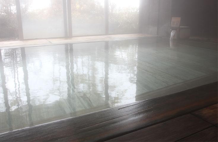 温泉リゾートホテル直結!