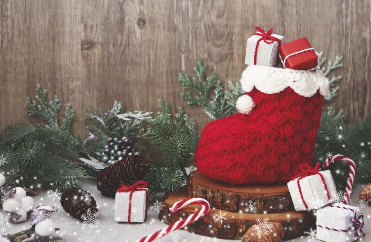 クリスマスグッズ(イメージ)