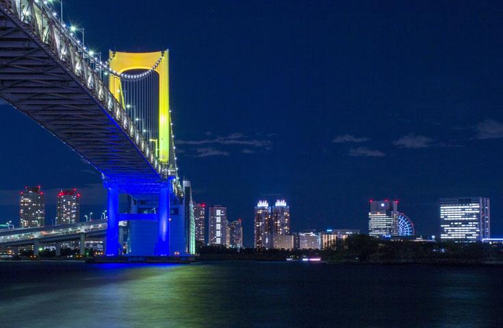 【直前割】「東京の夜景と川崎工場夜景」をめぐる、オープントップバスツアー
