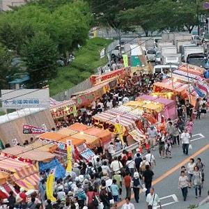 「諏訪湖花火大会 出店」の画像検索結果
